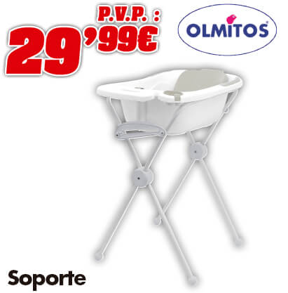 Olmitos Soporte Bañera