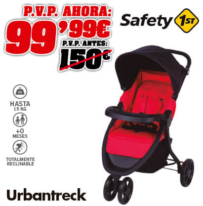 Safety 1st Urbantreck