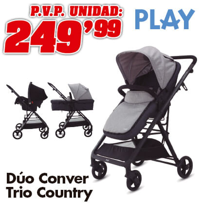 Play duo converter trio country