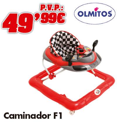 Olmitos andador F1
