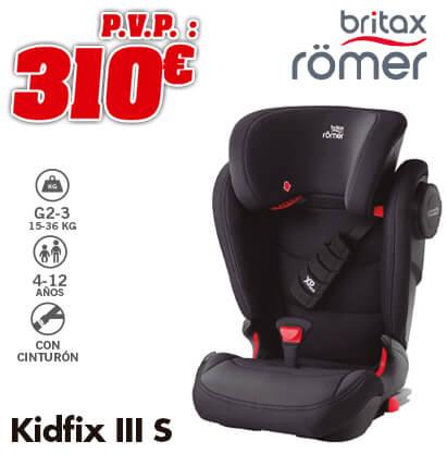 Romer Kidfix III S