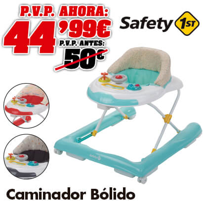 Safety 1st andador Bolido