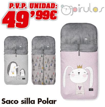 Pirulos saco polar para silla