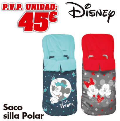 Disney saco polar para silla