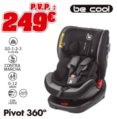 Be cool Pivot 360
