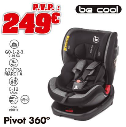Be cool Pivot 360