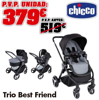 Chicco trio best friend