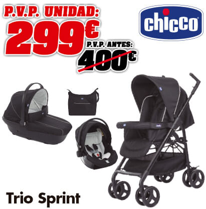 Chicco trio Sprint