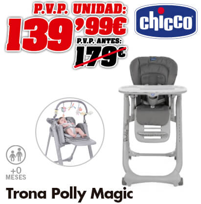 Chicco Trona Polly Magic
