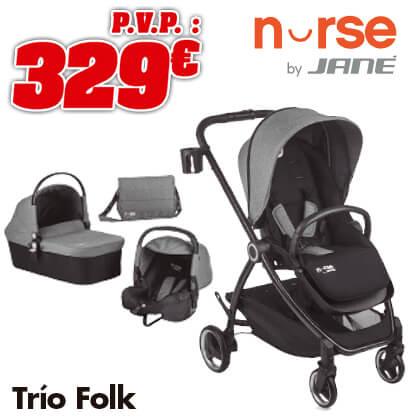 Nurse trio Folk