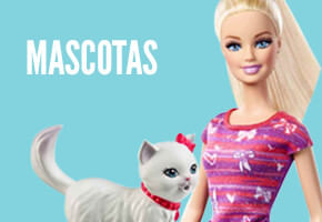 Barbie Mascotas