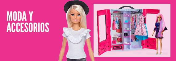 Barbie Moda y accesorios