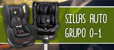 Sillas Grupo 0-1