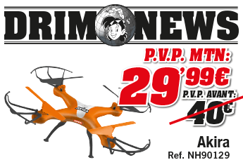 Drone Akira