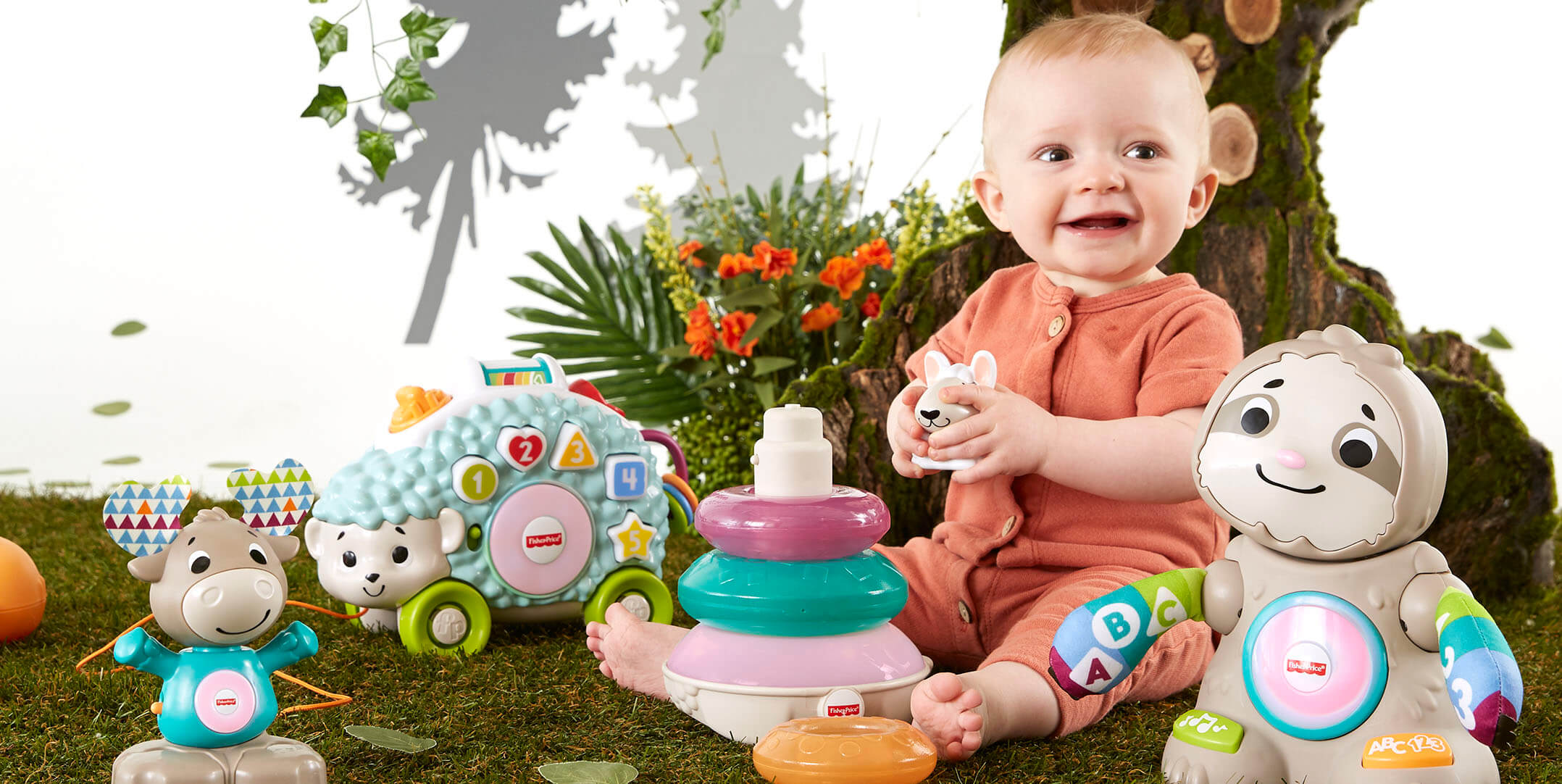 fisher price 12 a 36 meses