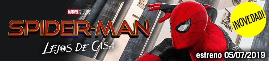 Juguetes Spiderman
