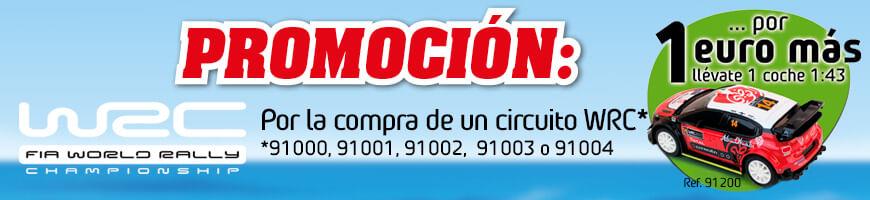 Promoción circuito WRC