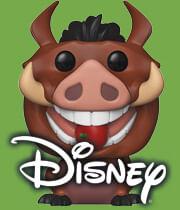 Página de Funko Pop Disney