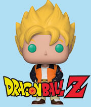 Página de Funko Pop Dragon Ball