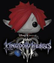 Página de Funko Pop Kingdom Hearts