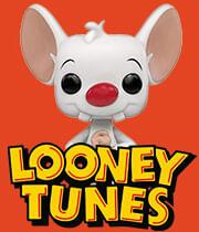 Página de Funko Pop Looney Tunes