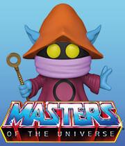 Página de Funko Pop Masters del universo