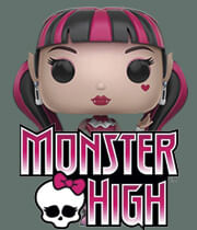 Página de Funko Pop Monster High