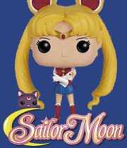 Página de Funko Pop Sailor Moon