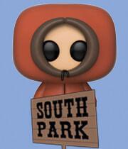 Página de Funko Pop South Park