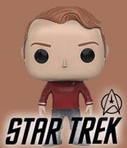 Página de Funko Pop Star Trek