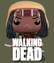Página de Funko Pop Walking Dead