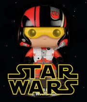 Página de Funko Pop Star Wars