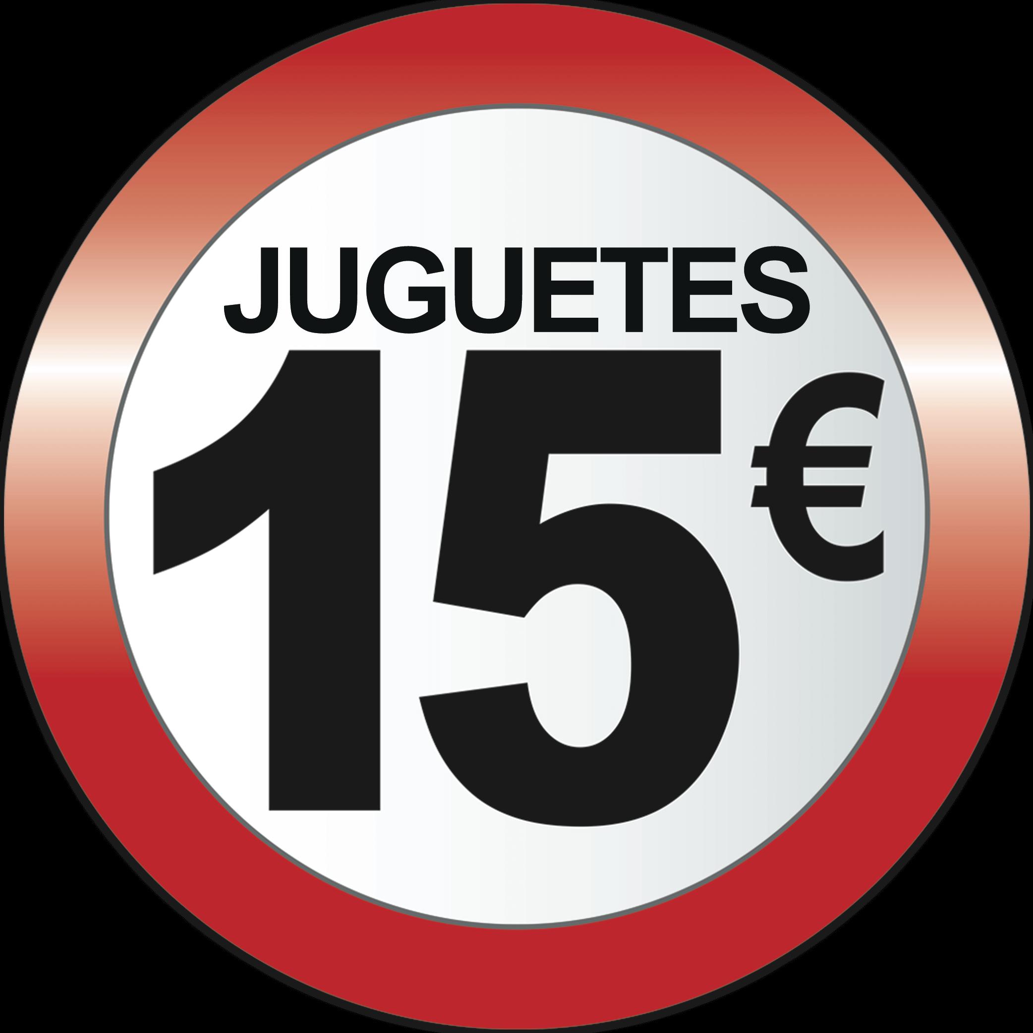 Juguetes 15€