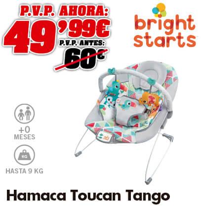Bright Starts Hamaca toucan Tango