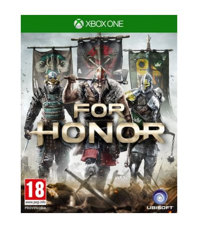For-Honor---Regalo-XBOX-ONE