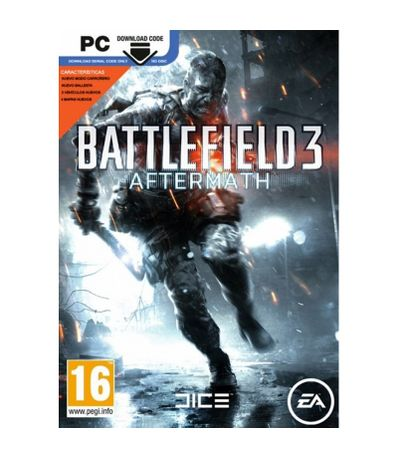 Battlefield-3-End-Game--Codigo-De-Descarga-Sin-Disco--PC
