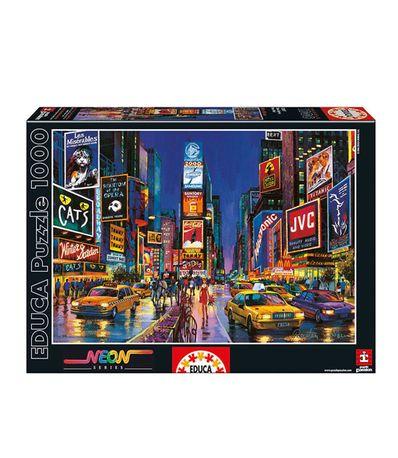 Puzzle-Time-Square-1000-Pecas