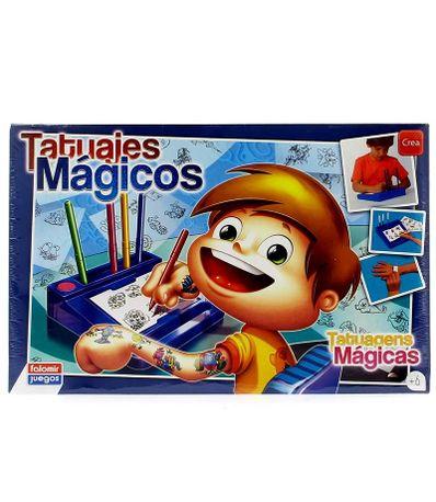 Tatuajes-Magicos-Niño