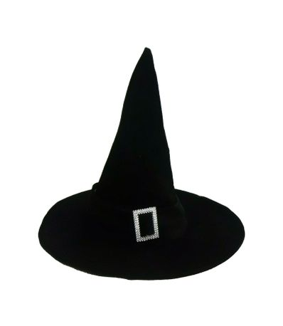 Sombrero-Negro-de-Bruja