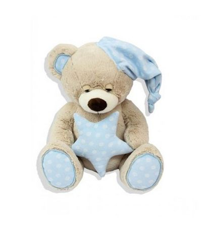 23-centimetros-Teddy-Bear-azul
