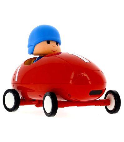 Pocoyo-Racing-Car