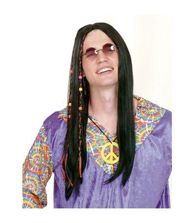 hippie-peruca