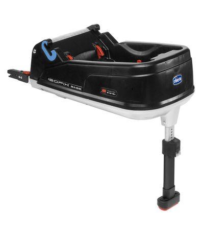 Isofix-Base-de-bebe-preto-Fix-Auto-transportadora