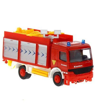 Miniatura-de-bombeiros-Escala-1-43-Generalitat