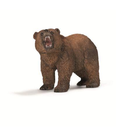 Figura-de-Oso-Grizzly