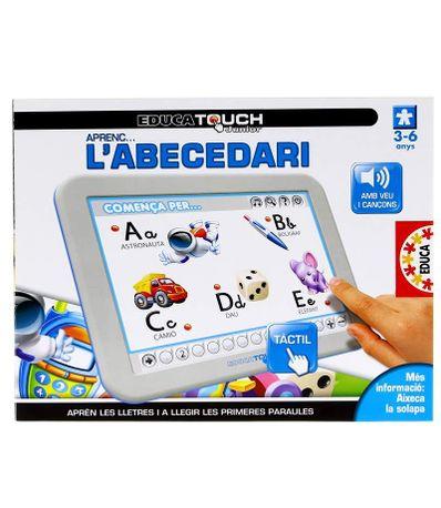 Touch-Junior-Aprenc-l-Abecedari--Catalan-