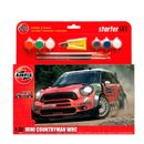 Maquete-de-Carro-Mini-Countryman-WRC