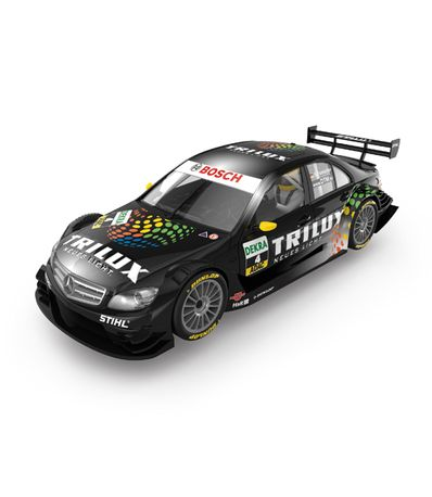 slot-car-Mercedes-C-Klasse-Trilux-Scalextrix-1-32-Scale