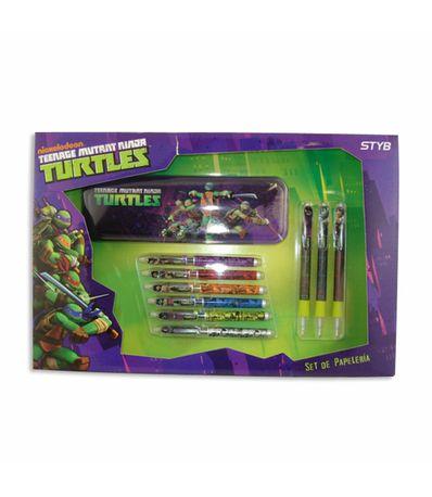 Ninja-Turtles-Stationery-Set