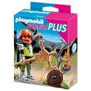 Playmobil-Guerreiro-Celta-com-Fogueira